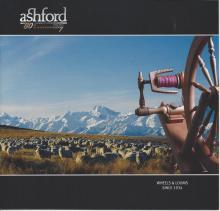Ashford Wheel and Loom Brochure