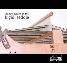 Learn to Weave on Rigid Heddle Loom