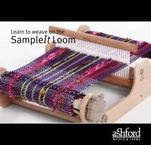 Learn to Weave on the Sample-It Loom